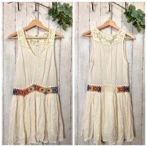 ✨FREE PEOPLE Sleeveless Fit & Flare Top